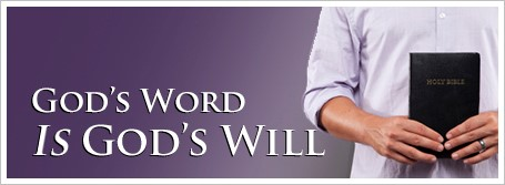 God's Word Is God's Will