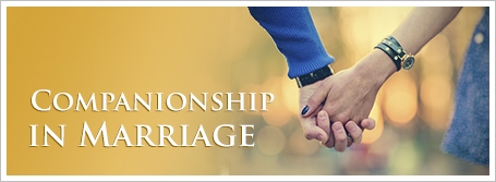 the way international companionship in marriage