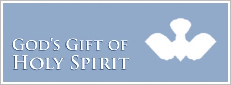 God's Gift of Holy Spirit