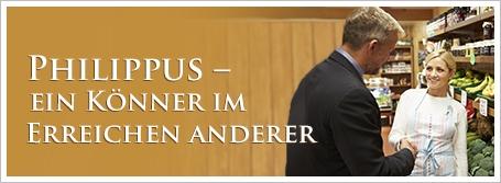 Philippus – ein Könner im Erreichen Anderer