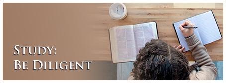 Study: Be Diligent